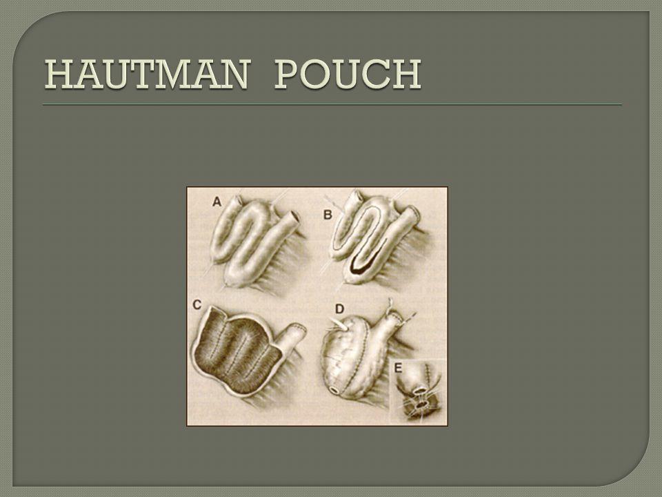 HAUTMAN POUCH