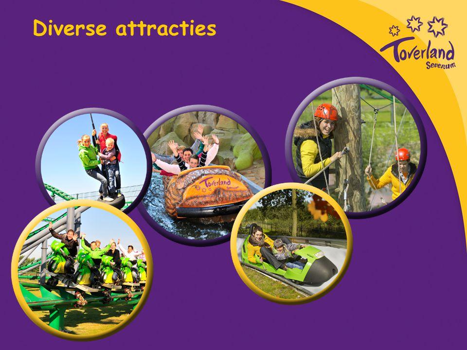 Diverse attracties