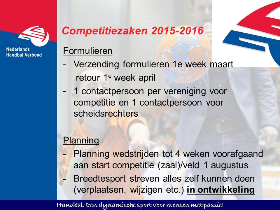 Competitiezaken 2015-2016 Formulieren