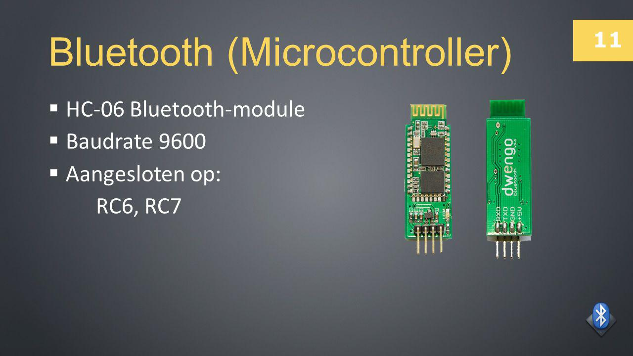 Bluetooth (Microcontroller)