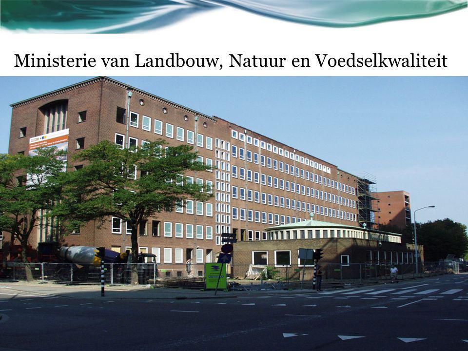 Ministerie van Landbouw, Natuur en Voedselkwaliteit