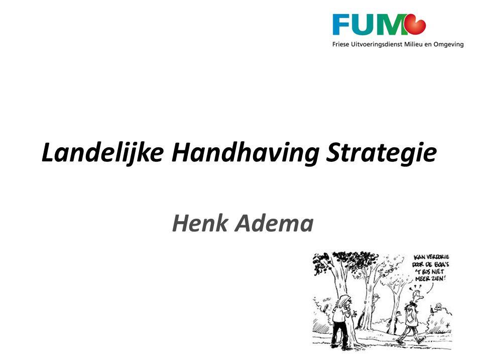 Landelijke Handhaving Strategie