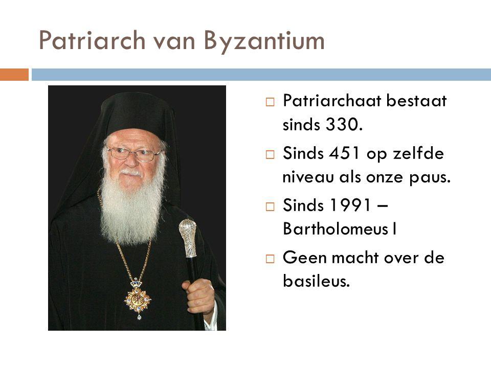 Patriarch van Byzantium