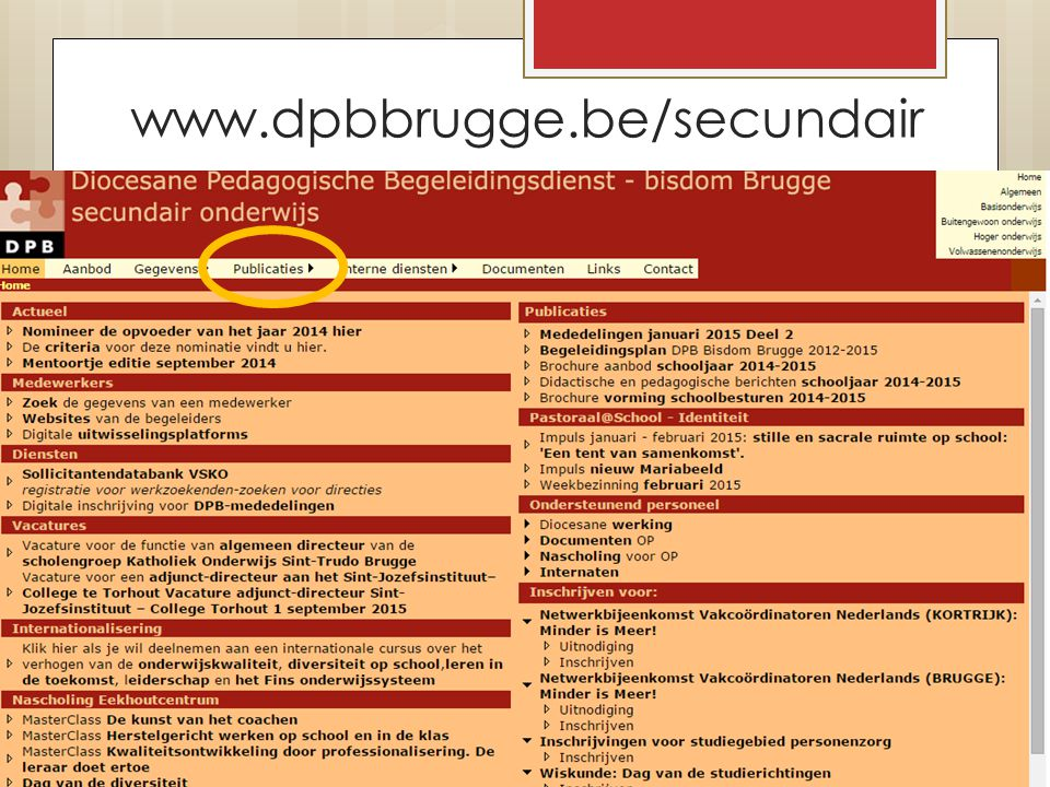 www.dpbbrugge.be/secundair