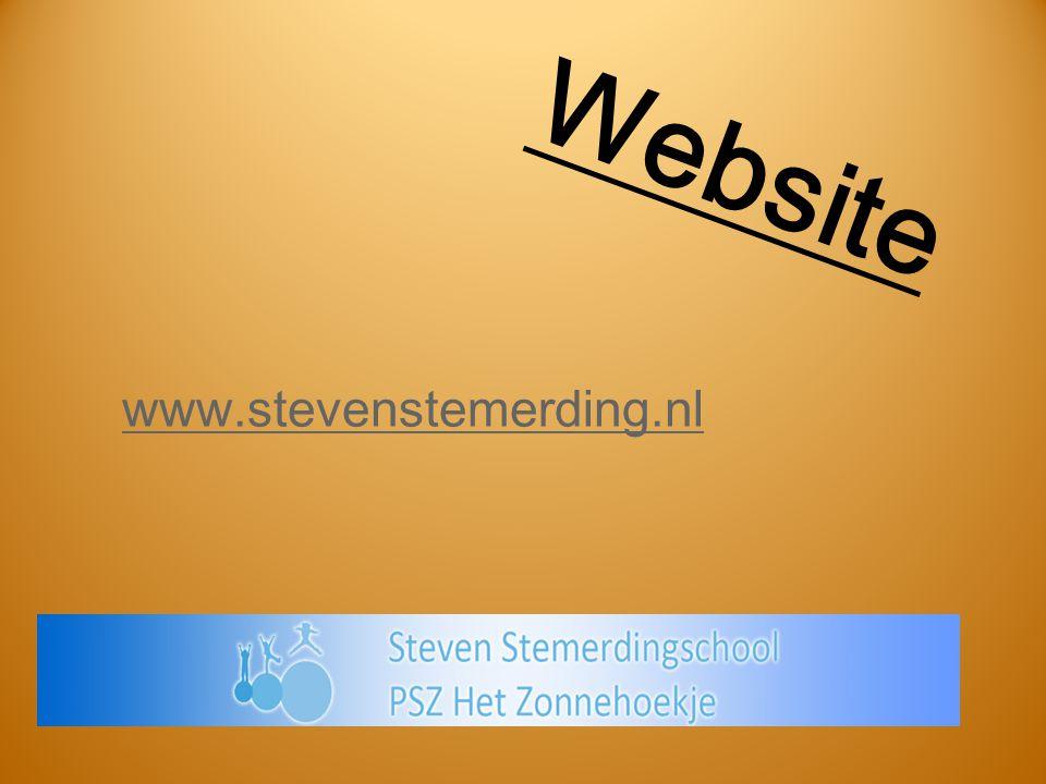 Website www.stevenstemerding.nl