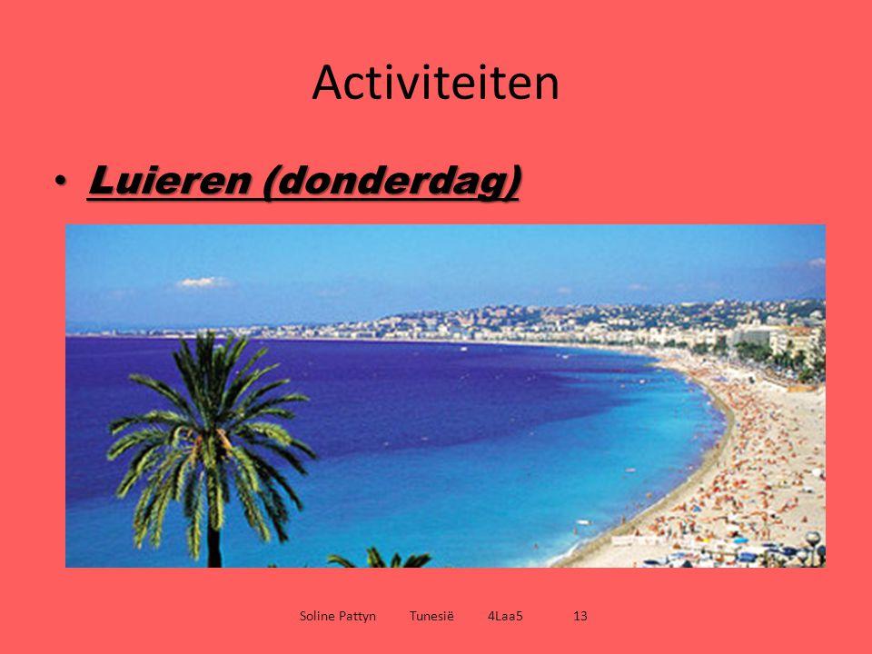 Soline Pattyn Tunesië 4Laa5 13