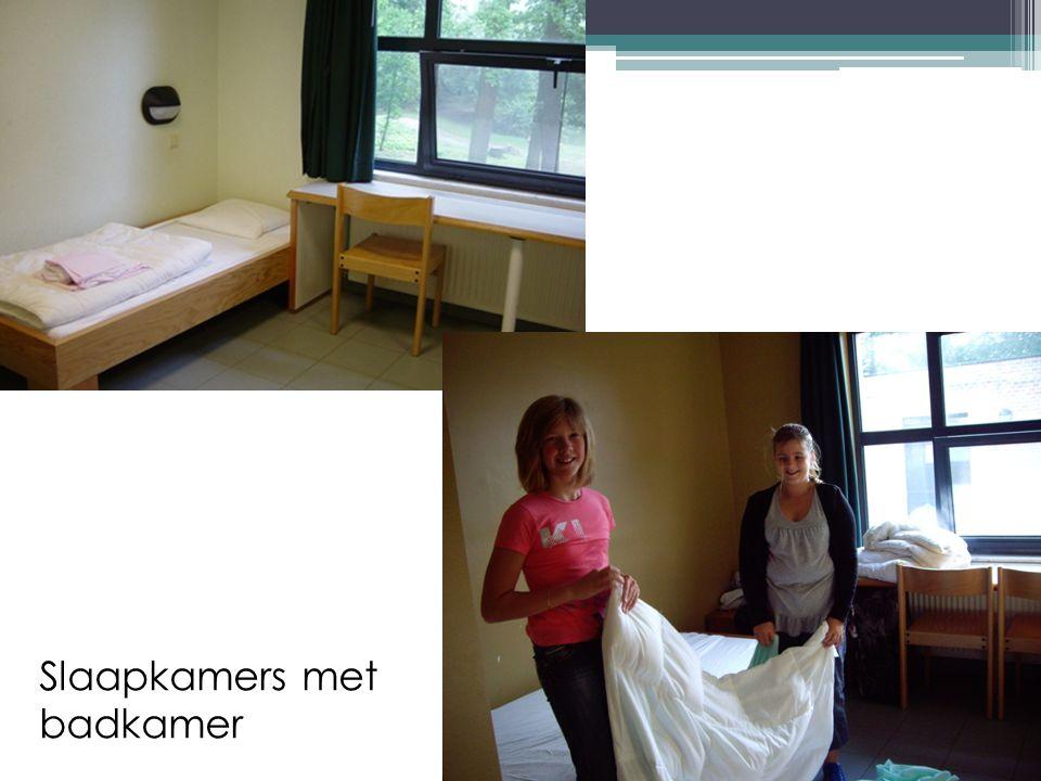 Sportklassen 2015 bloso centrum netepark ppt download for Slaapkamer met badkamer