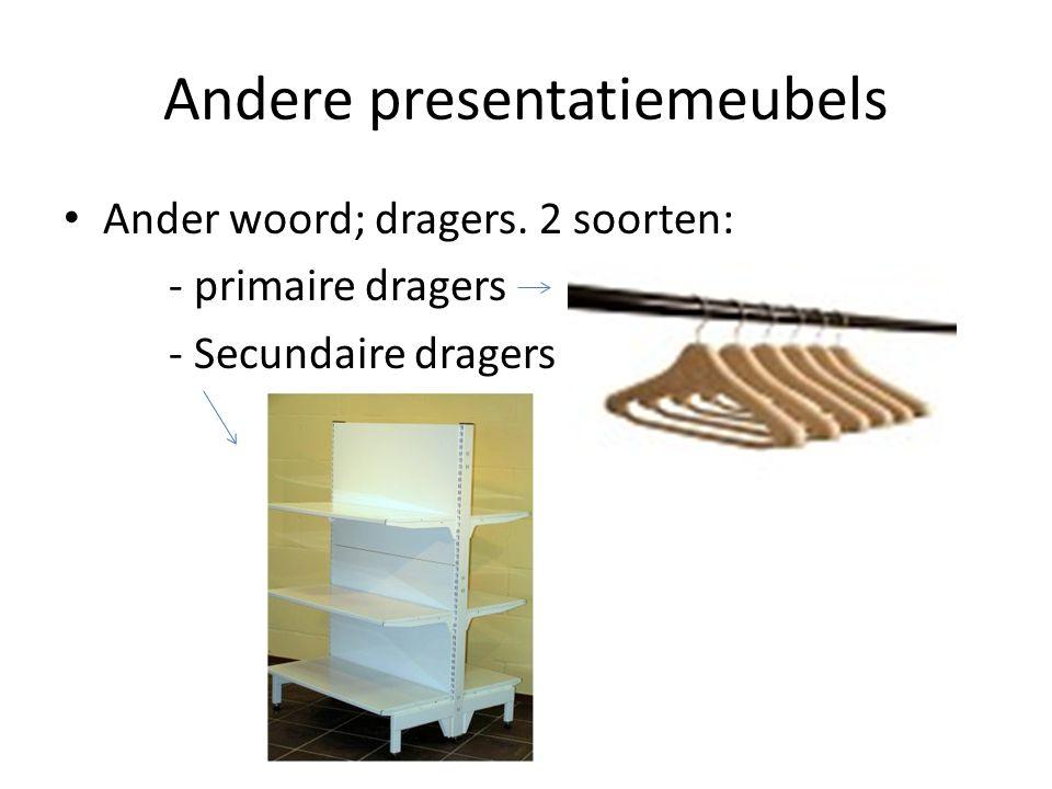 Andere presentatiemeubels