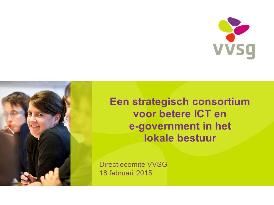 Directiecomité VVSG 18 februari 2015