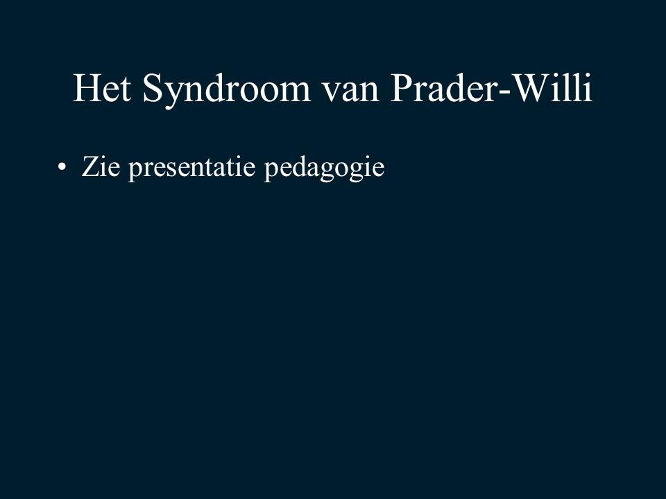 Het Syndroom van Prader-Willi