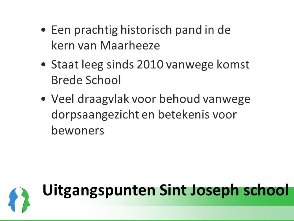 Uitgangspunten Sint Joseph school