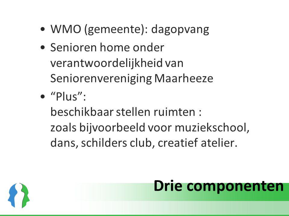 Drie componenten WMO (gemeente): dagopvang