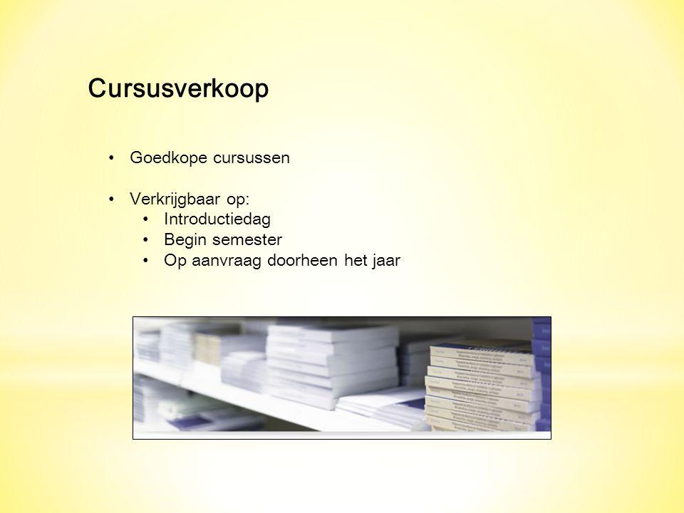 Cursusverkoop Goedkope cursussen Verkrijgbaar op: Introductiedag