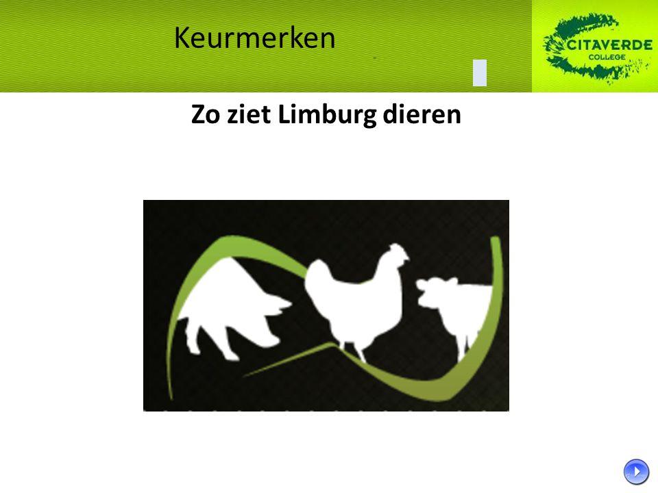 Keurmerken Zo ziet Limburg dieren 36