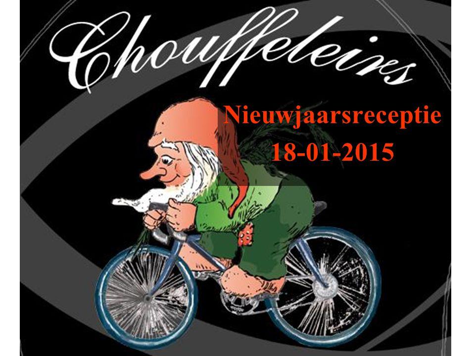 Nieuwjaarsreceptie 18-01-2015