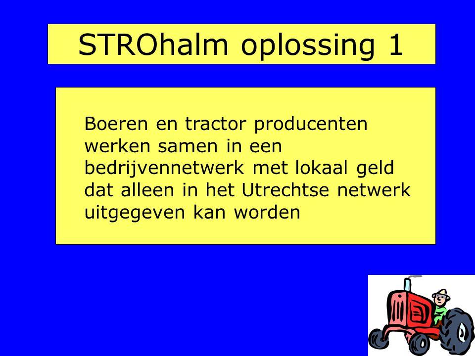 STROhalm oplossing 1
