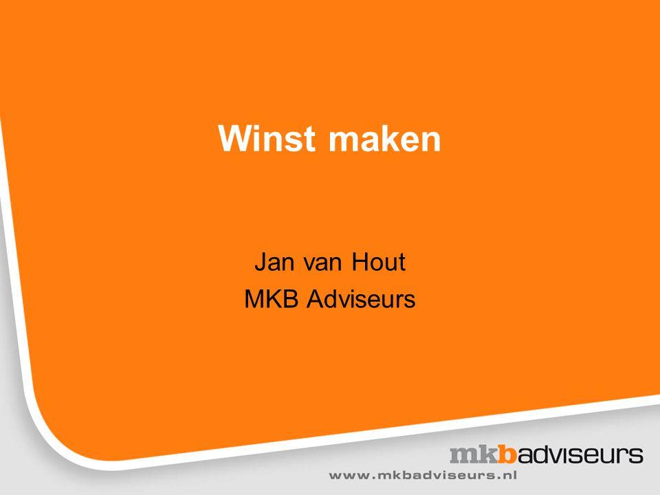 Jan van Hout MKB Adviseurs