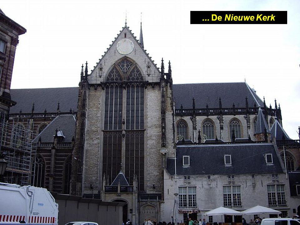 ... De Nieuwe Kerk