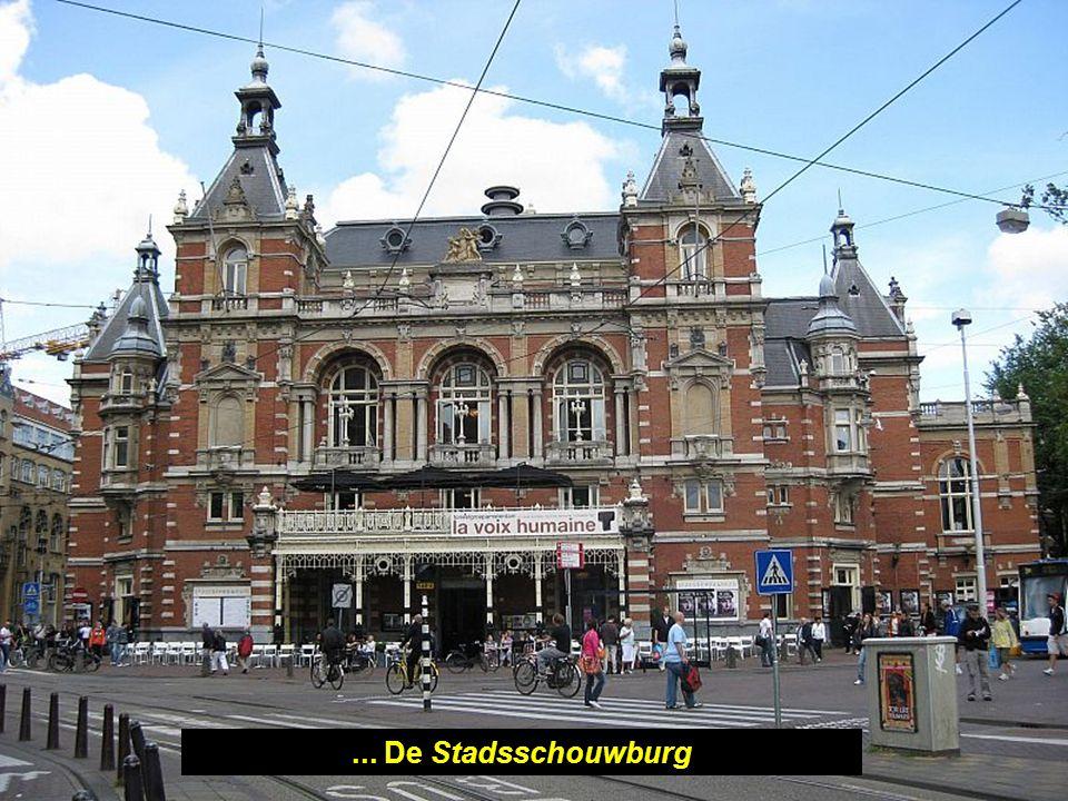... De Stadsschouwburg