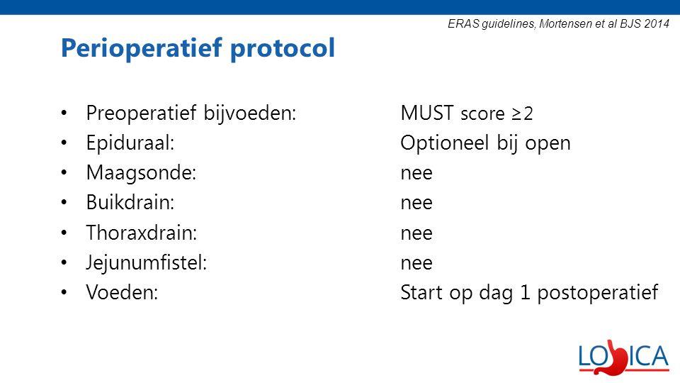 Perioperatief protocol