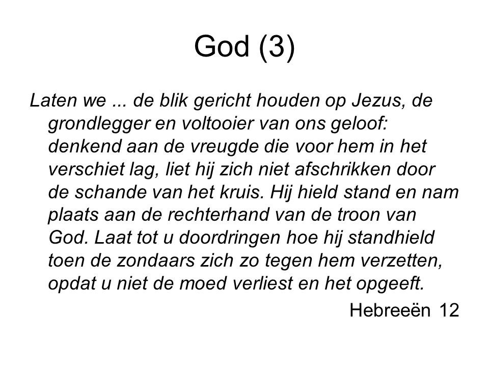 God (3)