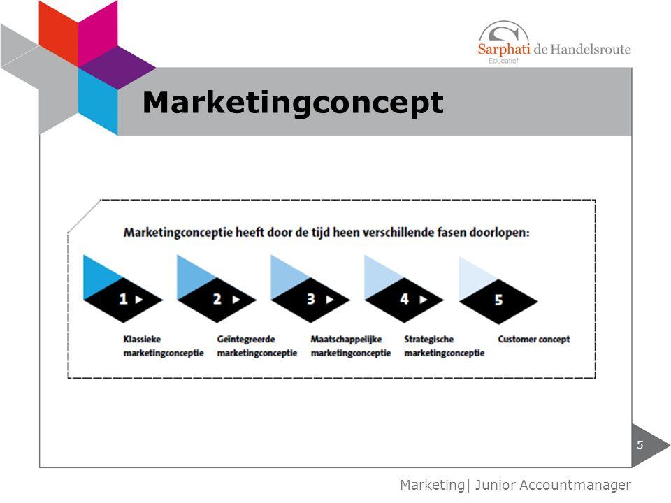 Marketingconcept Marketing| Junior Accountmanager