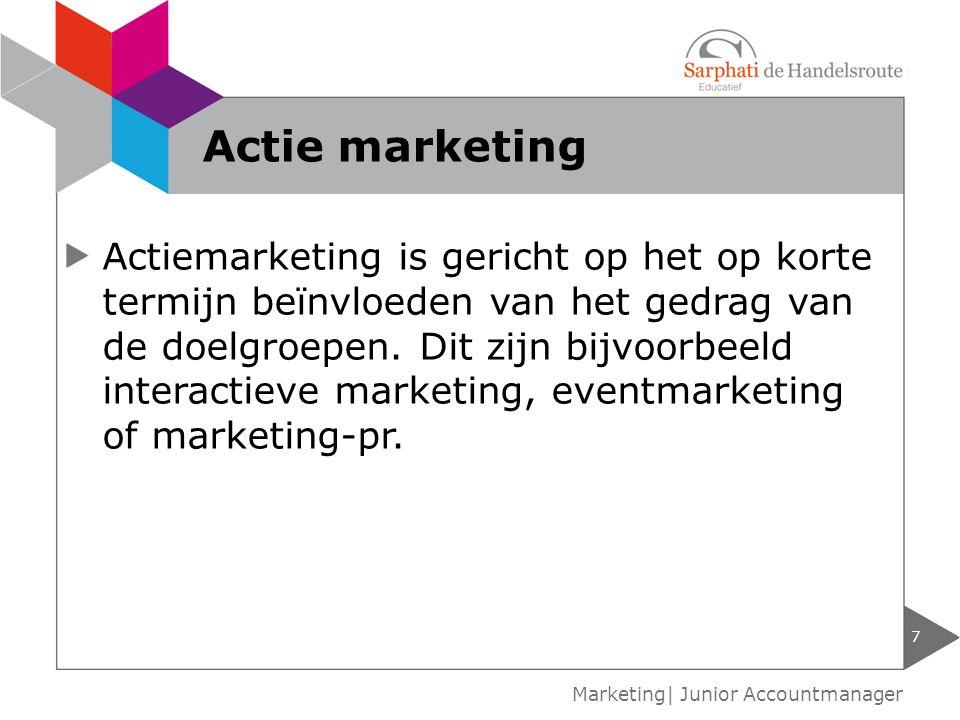 Actie marketing