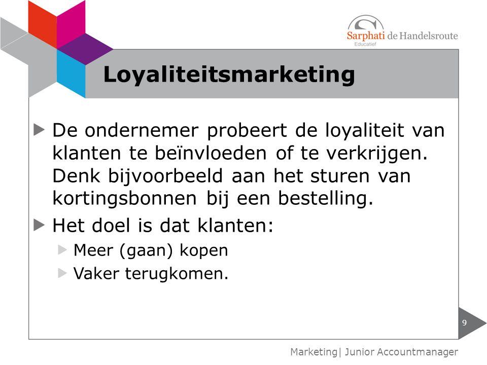 Loyaliteitsmarketing