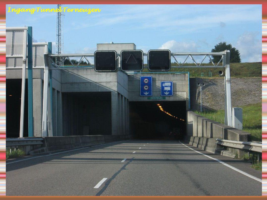 Ingang Tunnel Terneuzen