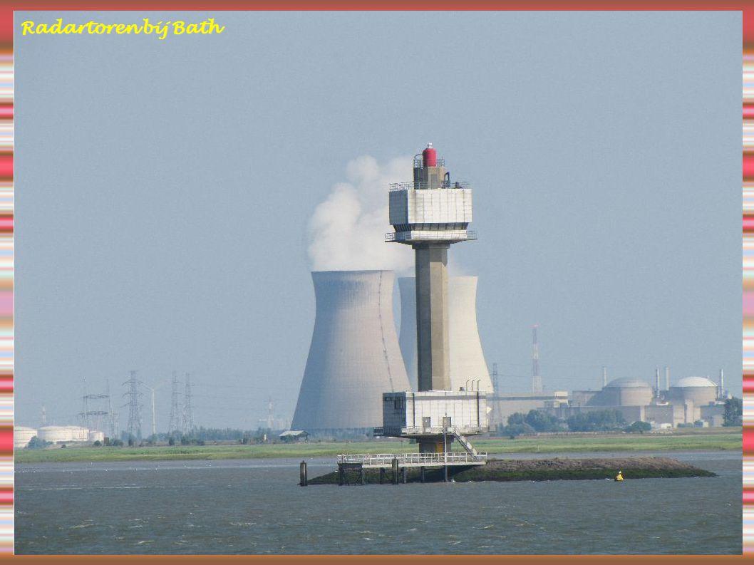 Radartoren bij Bath