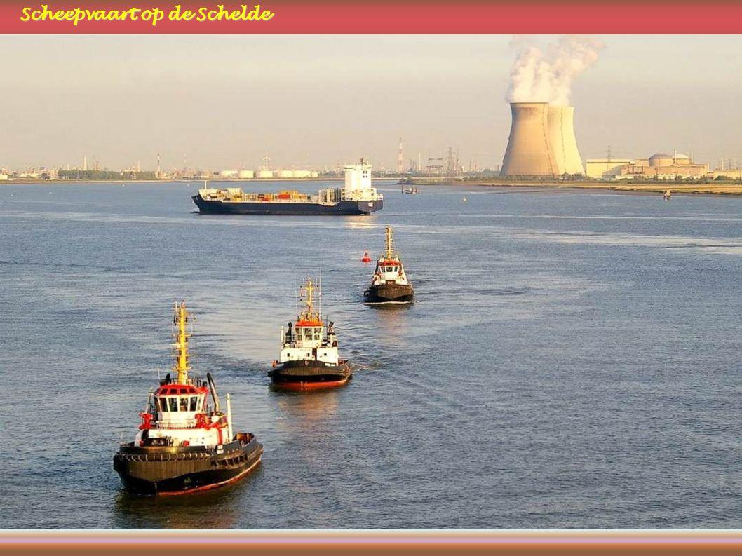 Scheepvaart op de Schelde