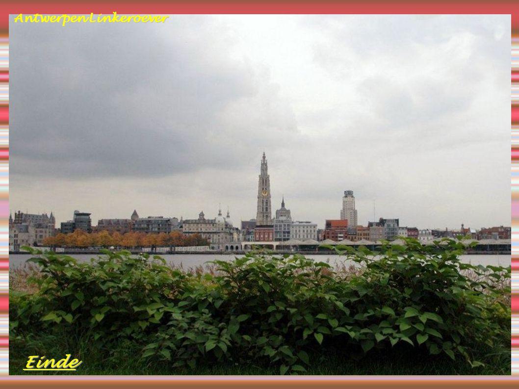 Antwerpen Linkeroever