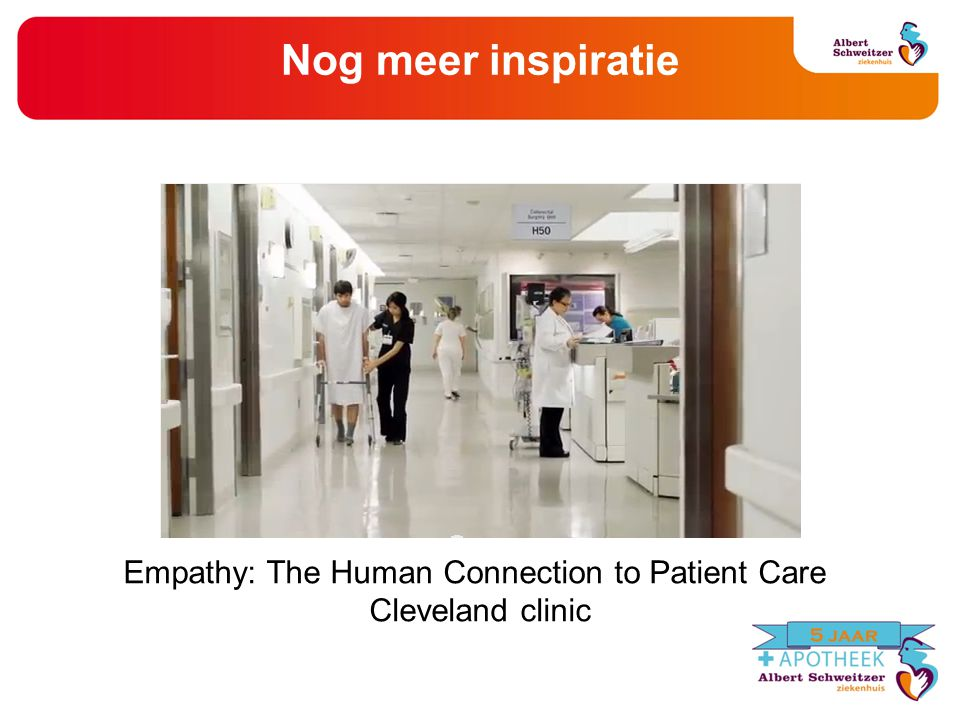 Empathy: The Human Connection to Patient Care
