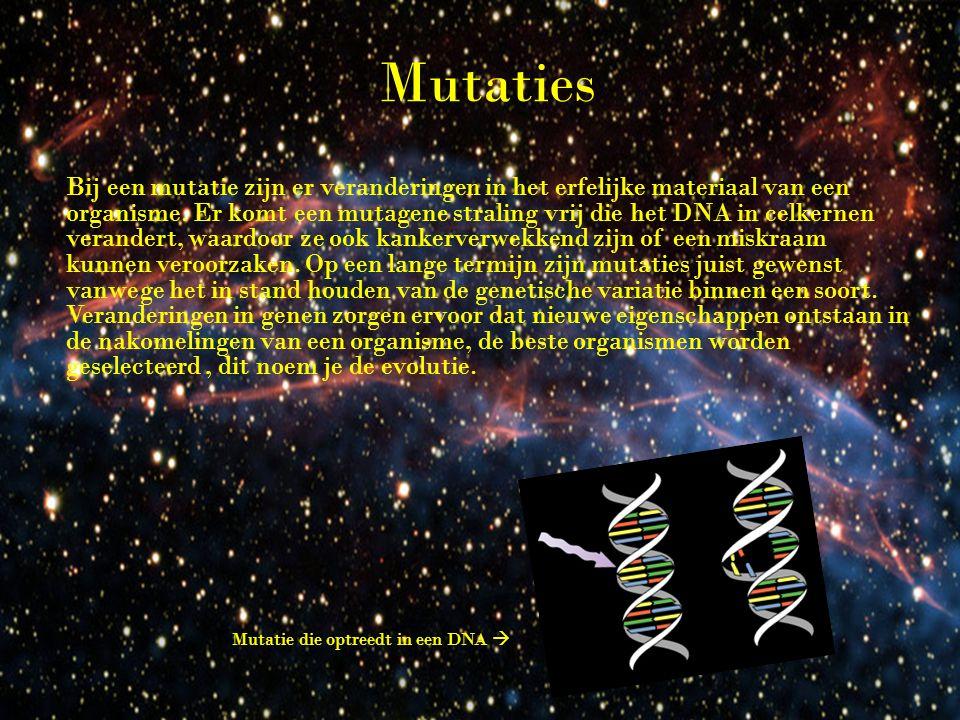 Mutaties