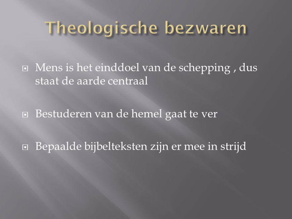 Theologische bezwaren