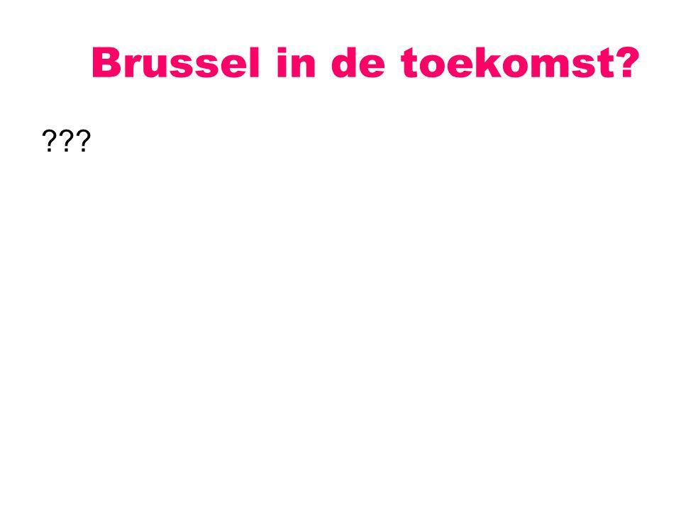 Brussel in de toekomst