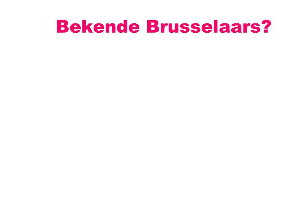 Bekende Brusselaars