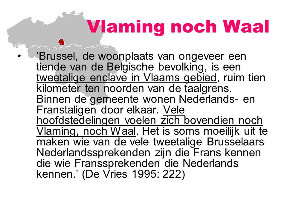 Vlaming noch Waal