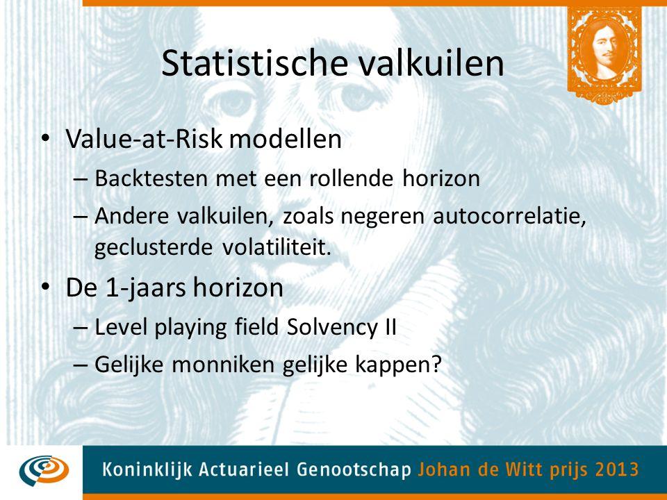 Statistische valkuilen