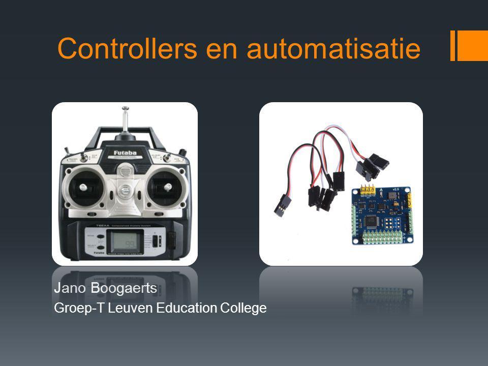 Controllers en automatisatie
