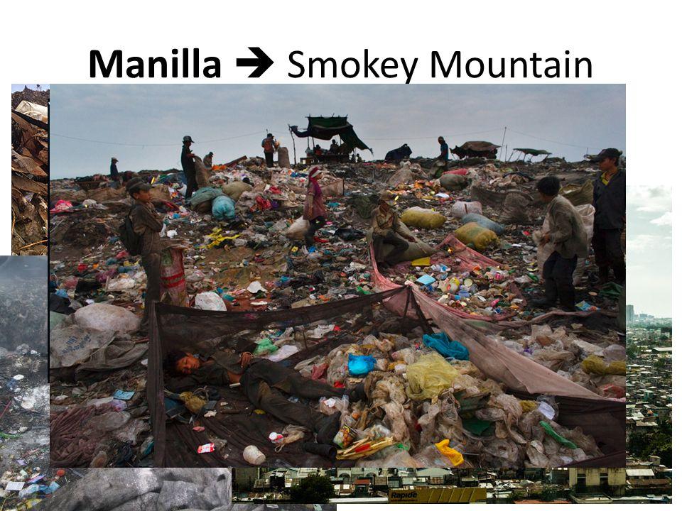 Manilla  Smokey Mountain