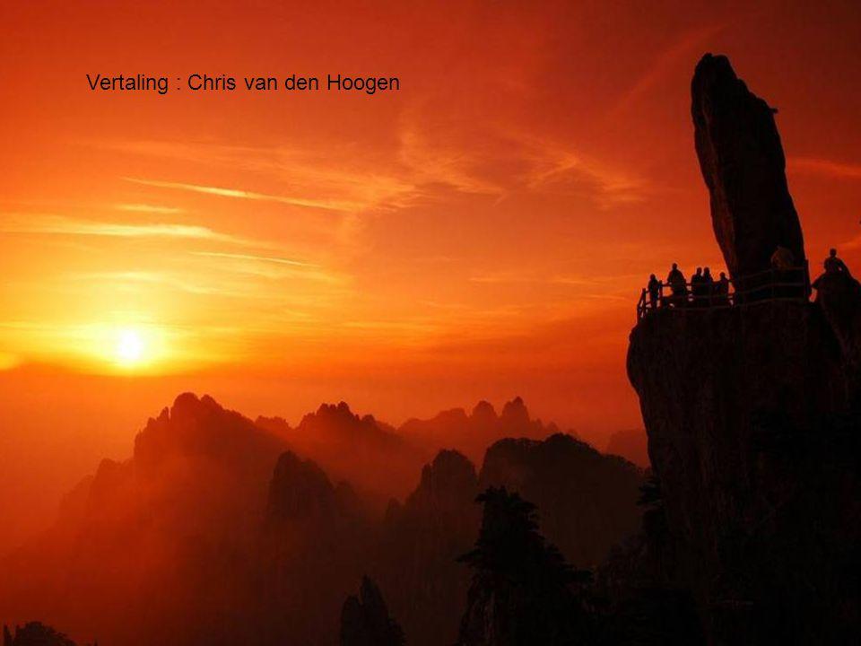 Vertaling : Chris van den Hoogen