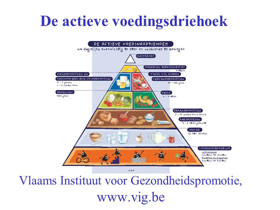Vlaams Instituut voor Gezondheidspromotie, www.vig.be