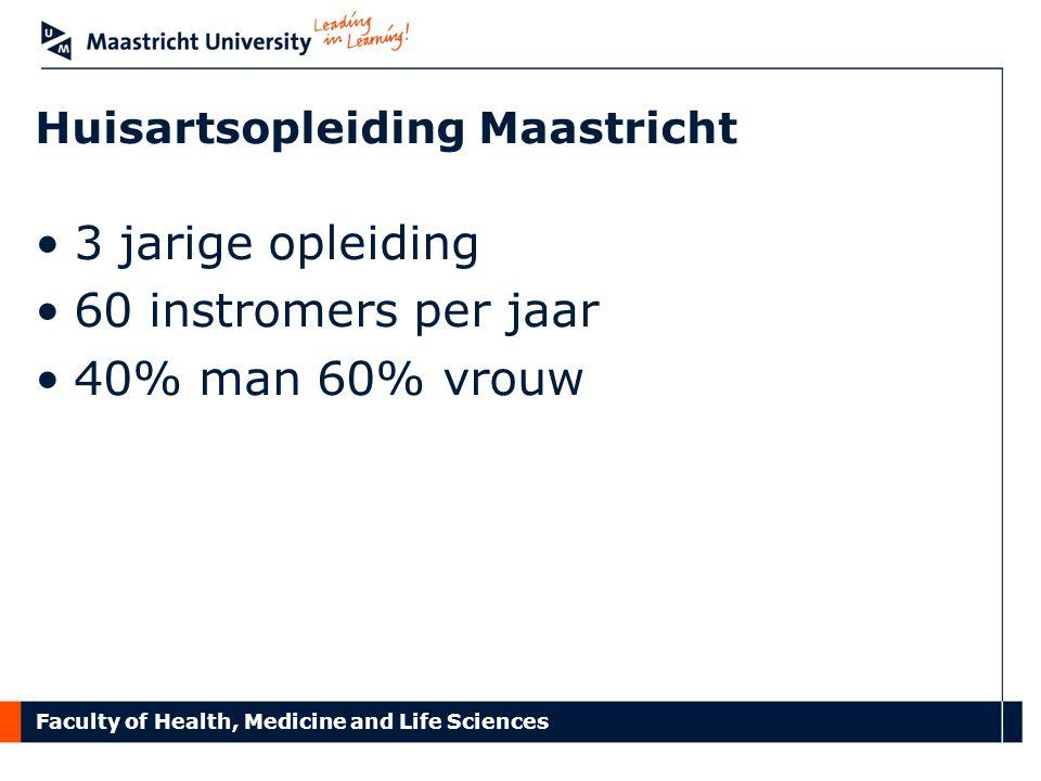 Huisartsopleiding Maastricht