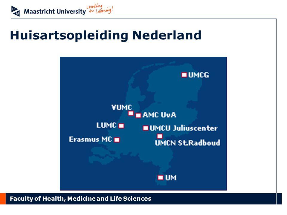 Huisartsopleiding Nederland