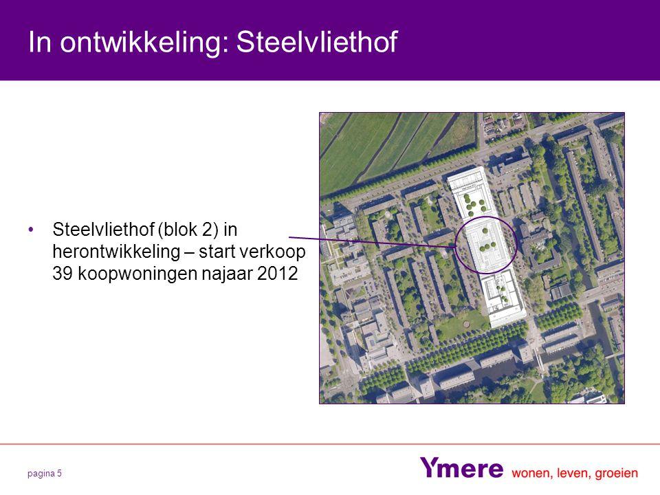 In ontwikkeling: Steelvliethof