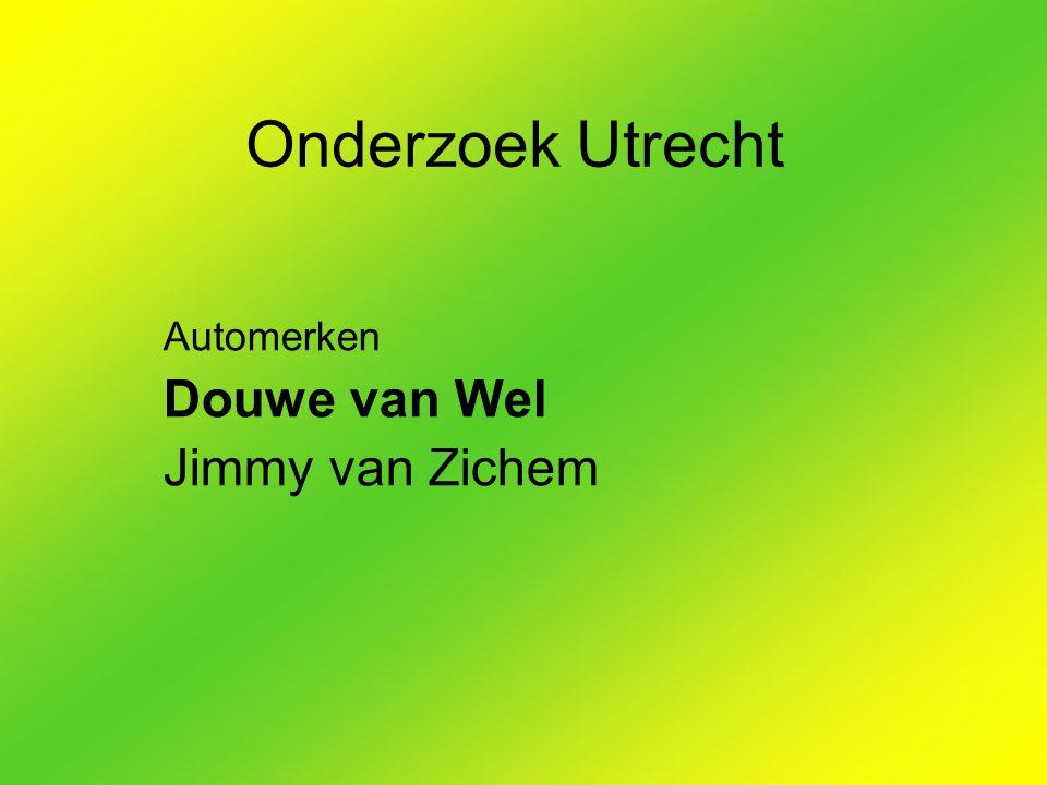 Automerken Douwe van Wel Jimmy van Zichem