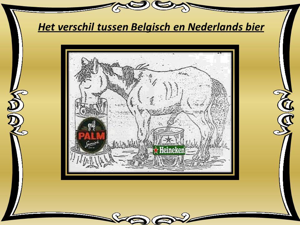 Het verschil tussen Belgisch en Nederlands bier