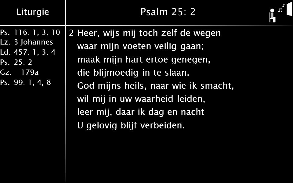 Psalm 25: 2