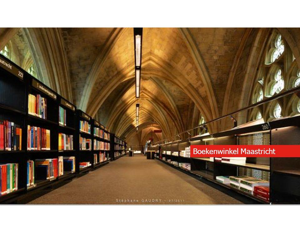 Boekenwinkel Maastricht